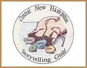 Central NH Storytelling Guild, NHSA, logo